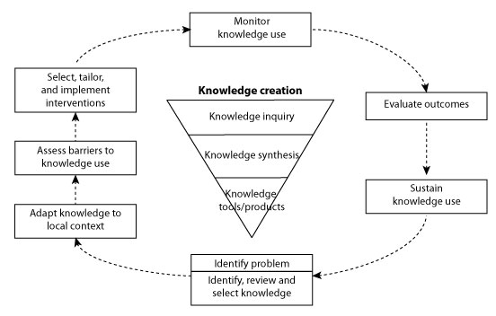 Knowledge to action process